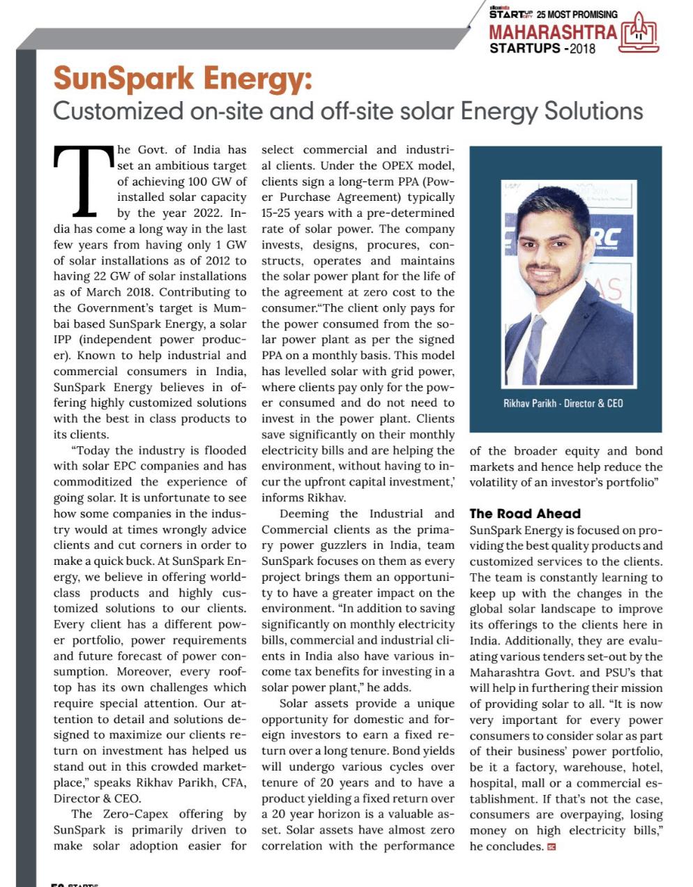 Solar company in Maharashtra